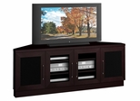 "60"" Contemporary TV Entertainment Corner Console for Plasma/LCD Installations - FT60CCC"