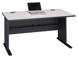 "60"" Desk - Series A Slate Collection - Bush Office Furniture - WC8460A"