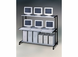 60 Inch LAN Station - Mayline Office Furniture - 11160