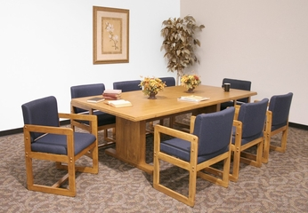"60"" Rectangular Conference Table - ROF-BCTRC9648"