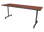 "60""x24"" Kobe Rectangular Training Table - ROF-MKTRCT6024"