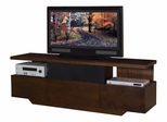 "62"" Contemporary TV Entertainment Console for Plasma/LCD Installations - BOSSA"