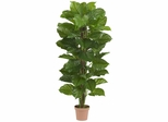 "63"" Large Leaf Philodendron Silk Plant (Real Touch) - Nearly Natural - 6594"