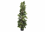 "63"" Pothos Climbing Silk Plant - Nearly Natural - 6613"