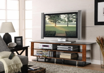 68 Inch TV Stand - Bird eye - Innovex - TB689GBE