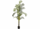 7' Areca Palm Silk Tree - Nearly Natural - 5317
