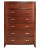 7 Drawer Chest - Brighton - Modus Furniture - BR1584