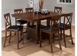 7-Piece Counter Height Dining Set in Olsen Oak - 439-60