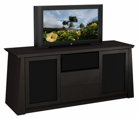 "70"" Asian Styled Contemporary TV Entertainment Console for Plasma/LCD Installations - FORMOSO"