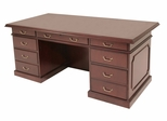 "72"" Executive Desk - ROF-TVED7236-MH"