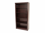 "72"" High Bookcase - ROF-TVBC7236-MH"