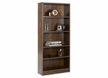 "72"" Tall Bookcase in Truffle - Essentials Collection - Nexera Furniture - 731212"