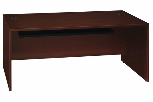 72 x 30 Desk Shell - Quantum Harvest Cherry Collection - Bush Office Furniture - QT0705CS