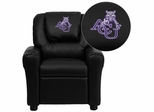 Abilene Christian University Wildcats Embroidered Recliner - DG-ULT-KID-BK-41001-EMB-GG