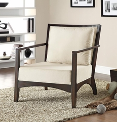 Accent Chair with Contemporary Design Style - 902072