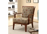 Accent Chair with Plush Padded Cushions - 902080