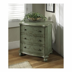 Accent Chest Green Mist - Pulaski