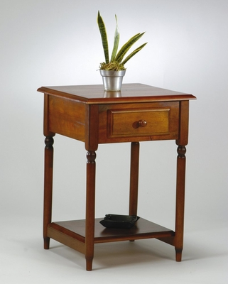 Accent Table in Antique Cherry - Office Star - KH17