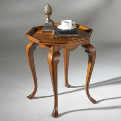 Accent Table in Old World Cherry - Butler Furniture - BT-1477102