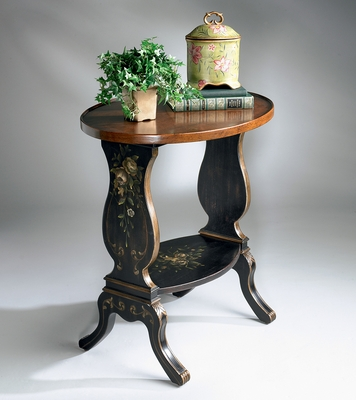 Accent Table in Regal Black - Butler Furniture - BT-1336088