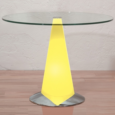 Accent Table - Tavillo Table in Lemon - LumiSource - PR-TAVILLO-Y