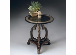Accent Table with Black Stone Top - Butler Furniture - BT-2347070
