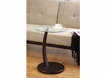 Accent Table with Glass Table Top - 900256