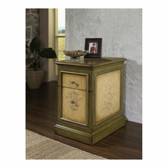 Accents Chairside Chest - Pulaski