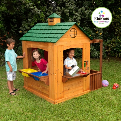 Activity Playhouse - KidKraft Furniture - 00156