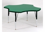 "Activity Table - Clover 48"" - Correll Office Furniture - A48-CLO"
