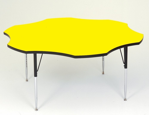 Activity Table - Flower Shape 60