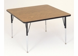 "Activity Table in Medium Oak - Rectangular 24"" x 48"" - Correll Office Furniture - A2448-REC"
