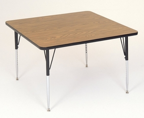 "Activity Table - Square 42"" x 42"" - Correll Office Furniture - A4242-SQ"