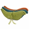 Adalyn Bird Pillow (Set of 3) - IMAX - 42047-3
