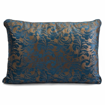 Adamo Large Rectangle Pillow - 12 x 18 - IMAX - 42069