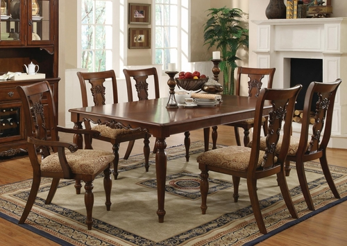 Addison Dining Table Set with 2 Arm Chairs and 4 Side Chairs - 103511