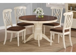 Addison Round 5 Piece Dining Set  - 103180