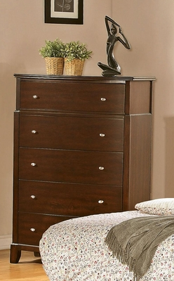 Addley Tall Chest of Drawers - 202455