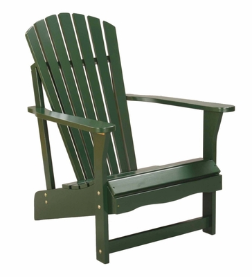 Adirondack Chair in Hunter Green - C-51901