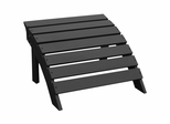 Adirondack Footrest in Black - S-51902
