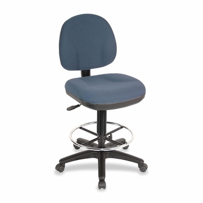 Adjustable Multi Task Stool - Blue - LLR80010