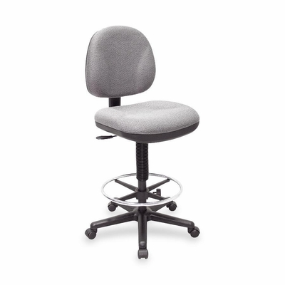 Adjustable Multi Task Stool - Gray - LLR80009