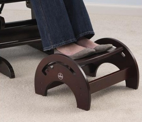 Adjustable Stool for Nursing Espresso - KidKraft Furniture - 15153