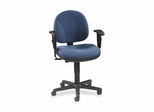 Adjustable Task Chair - Blue - LLR80006