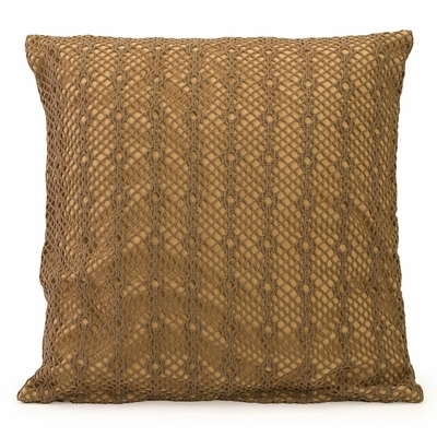 Adora Crochet Pillow - IMAX - 42095