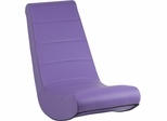 Adult Video Rocker Purple Tulip