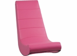 Adult Video Rocker Vinyl Pink