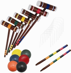 Advanced Croquet Set - Franklin Sports