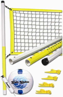 Advanced Volleyball Set - Franklin Sports