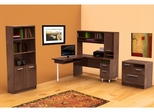 Aero Lite Home Office Furniture Set 2 - Nexera Furniture - 400167